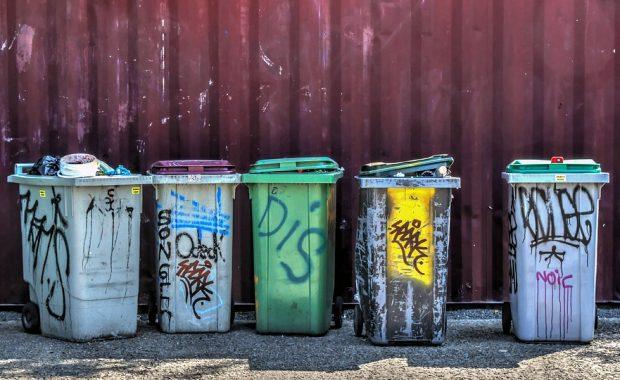 Vijf kleurcodes voor een betere afvalscheiding