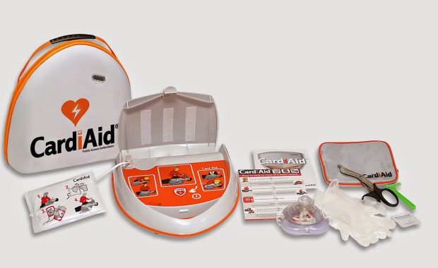 reanimatie pakket van CardiAid