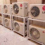 LG airconditioning