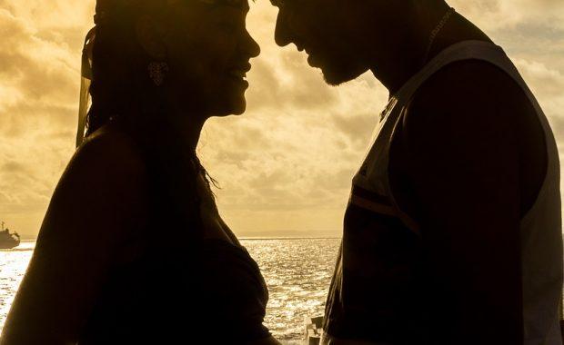Bruiloft zwangere bruid